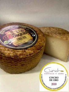 mejor queso mezcla cabra oveja