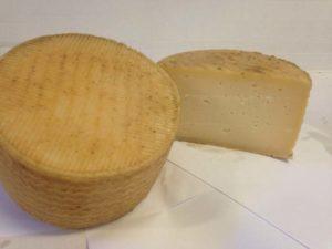queso de oveja curado viejo