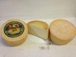queso semicurado de oveja