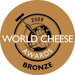world cheese bronze 2009