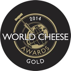 world cheese gold 2014