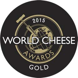 world cheese gold 2015