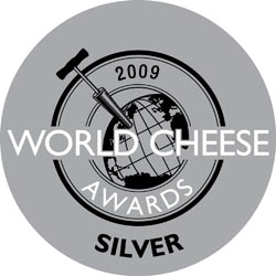 world cheese silver 2009