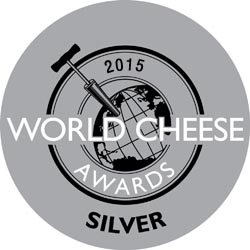 world cheese silver 2015
