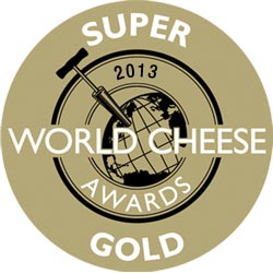 world cheese super gold 2013