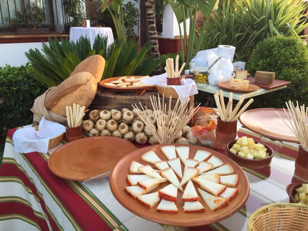 quesos artesanos