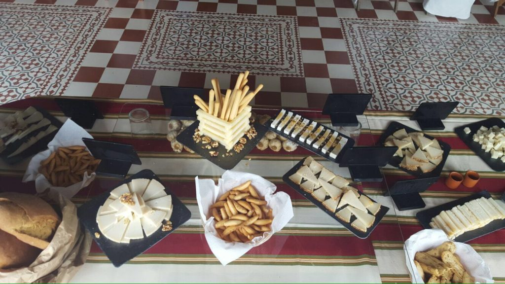 quesos comunion