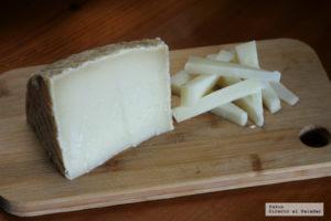 queso mezcla semicurado