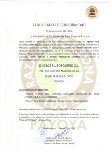 certificado-cabra-payoya