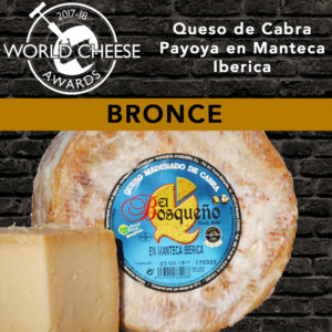 world cheese awards 2017 bronze