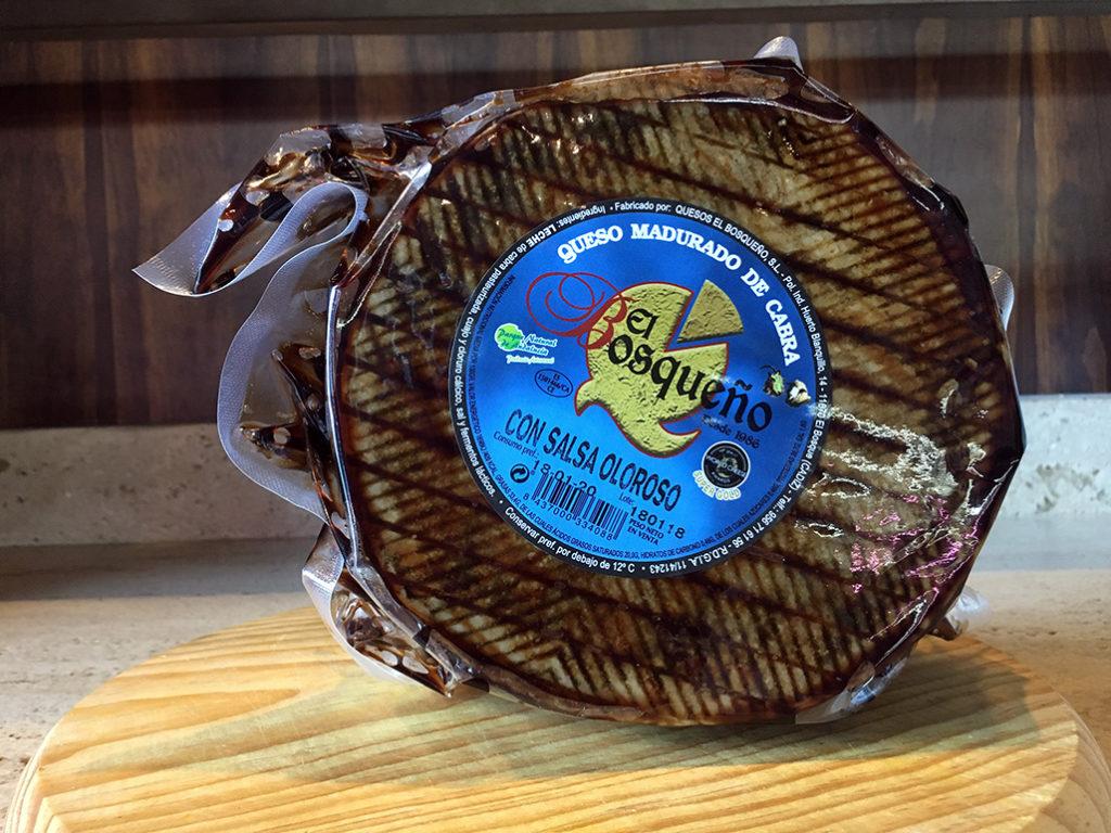 queso-cabra-salsa-oloroso