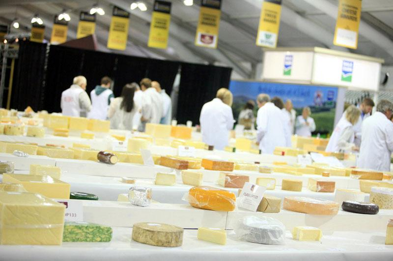 International Cheese Awards 2018