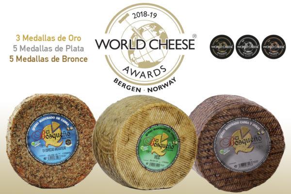 World Cheese Awards 2018