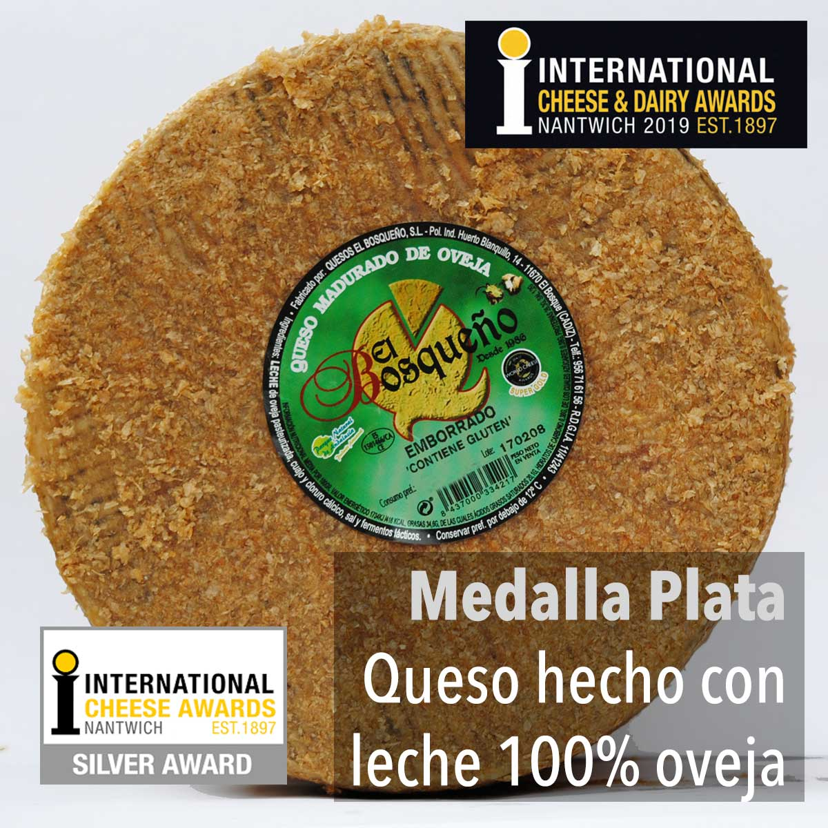 plata international cheese awards 2019