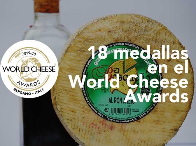 world cheese awards 2019