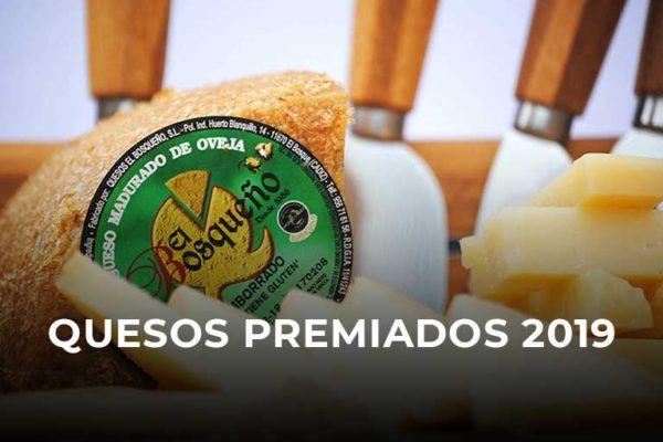 quesos premiados 2019