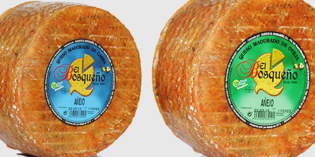 quesos sin lactosa