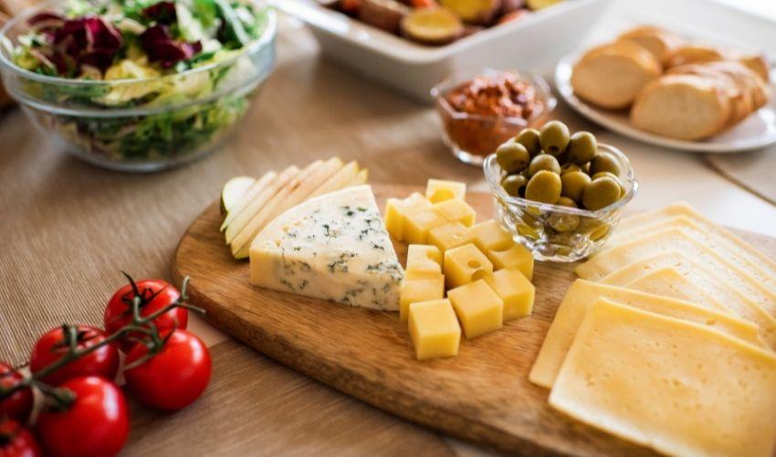 tipos de quesos en España